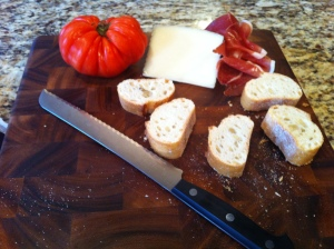 Go ahead and splurge on the manchego cheese--it's worth it!