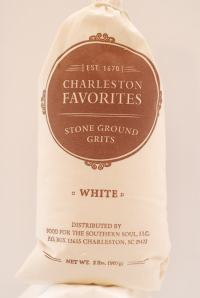 You don't actually need fancy grits like this.  But I was in a Whole Foods-esque store and this was all they had.